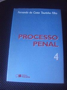 Processo  Penal - 4º Vol. - Fernando Da Costa Tourinho Filho