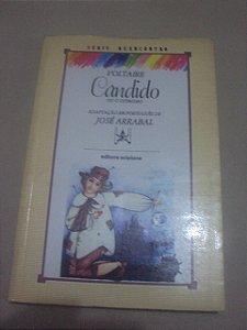 Cândido Ou O Otimista-ed.scipione-série Reencontro