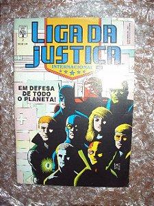 Liga Da Justiça Internacional No 7
