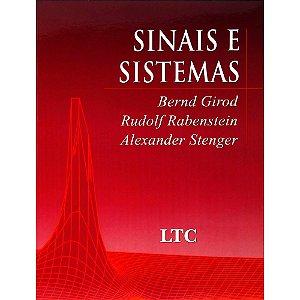 Sinais E Sistemas - Bernd Girod - Novo E Lacrado