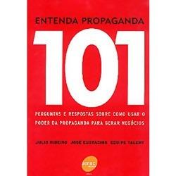 Entenda Propaganda - 101 Perguntas E Respostas Julio Ribeiro