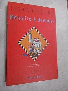 Manolito É Demais !  -  Elvira Lindo