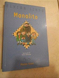 Manolito  -  Elvira Lindo
