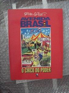 O Circo Do Poder - Paulo Caruso