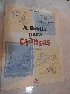 A Bíblia Para Crianças Em 36 Lições - Tony Castle