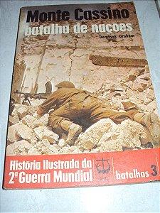Monte Cassino-batalha De Nações-dominick Graham -ed.renes