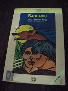 Saguairu -júlio Emílo Braz
