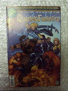 Heróis Renascem - Quarteto Fantástico - Nº 8   Marvel Comics