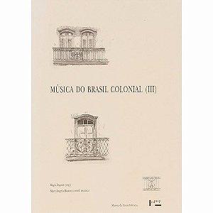 Musica Do Brasil Colonial 3 - Régis Duprat