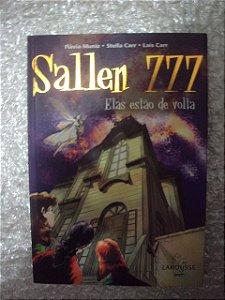Sallen 777: Elas Estão De Volta - Flavia Muniz / Stella Carr