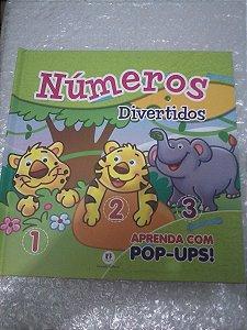 Números Divertidos Aprenda Com Pop-ups !