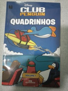 Club Pemguin Quadrinhos Volume 1