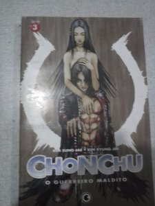 Chonchu O Guerreiro Maldito - Kim Sung Jae