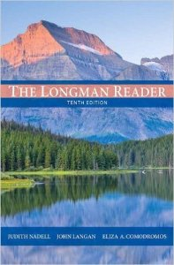 The Longman Reader - Judith Nadell - Tenth Edition Lacrado