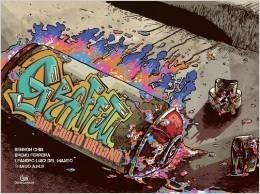Graffiti Um Conto Urbano - Benson Chin Hq