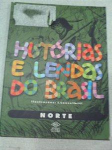 Histórias E Lendas Do Brasil - J. Lanzellotti