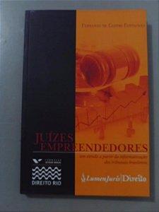 Juízes Empreendedores - Fernando De Castro Fontaina