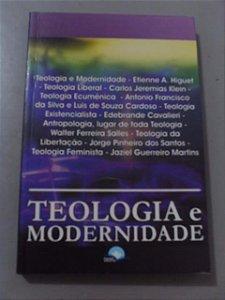 Teologia E Modernidade - Varios Autores