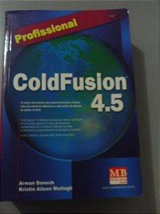 Coldfusion 4.5 - Arman Danesh / Kristin Aileen Motlagh