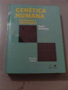 Genética Humana Problemas E Abordagens Terceira Edição - Vogel Motulsky