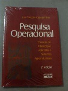 Pesquisa Operacional - José Vicente Caixeta - filho