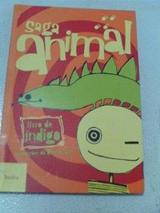 Saga Animal Livro De Índigo -bruno Galan