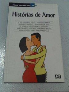 Histórias De Amor - Lygia Fagundes Telles