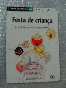 Festa De Criança - Luis Fernando Verissímo (danificado)