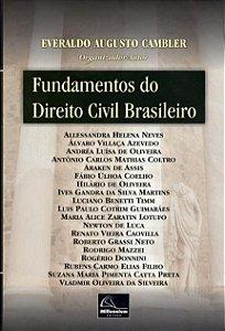 Fundamentos Do Direito Civil Brasileiro - Everaldo Cambler