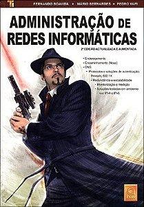 Administração De Redes Informáticas - Fernando Boavida 2ªed