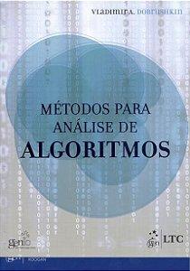 Métodos Para Análise De Algoritmos - Vladimir Dobrushkin