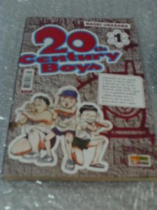 20th Century Boys 1 - Naoki Urasawa - Mangá