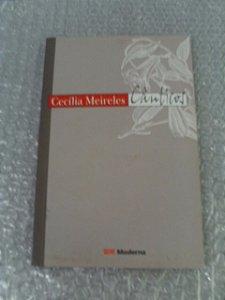 Cânticos - Cecília Meireles