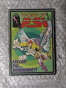 Força Psi: Falcão-Psi... Dominado?! - Editora Abril