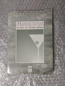 Manual Do Bar - Aristides De Oliveira Pacheco