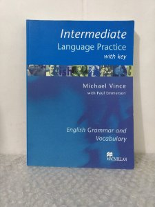 Intermediate Language Practice with Key - Michael Vince with Paul Emmerson