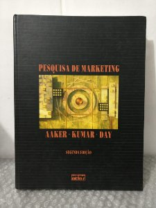 Pesquisa de Marketing - David a. Aaker, V. Kumar e George S. Day