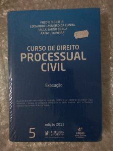 Curso de Direito Processual Civil 5 - Fredier Didier Jr.