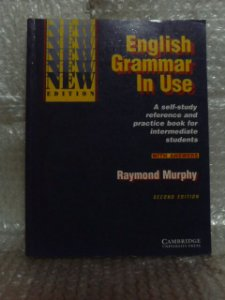 English Grammar In Use - Second Edition - Raymond Murphy (amarelado)