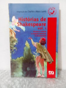 Histórias de Shakespeare Vol. 1 - Charles e Mary Lamb (adaptação)