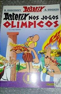 Asterix nos Jogos Olímpicos - R. Goscinny e A. Uderzo