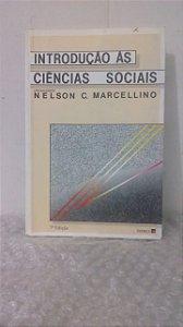 Introdução às Ciências Sociais - Nelson C. Marcellino (org.)