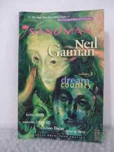 The Sandman Vol. 3: Dream Country - Neil Gaiman