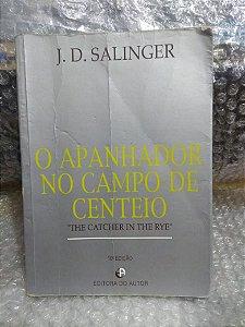 O Apanhador no Campo de Centeio - J. D. Salinger (marcas)