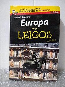 Europa Para Leigos - Dummies