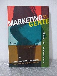 Marketing de Gente - Mario Persona
