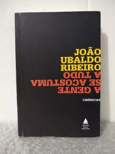 A Gente se Acostuma a Tudo - João Ubaldo Ribeiro