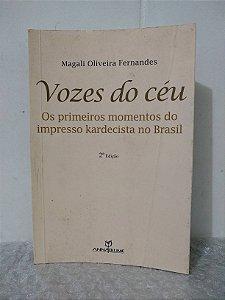 Vozes do Céu - Magali Oliveira Fernandes