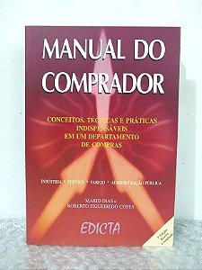 Manual do Comprador - Mario Dias e Roberto Figueiredo Costa