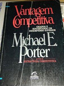 Vantagem Competitiva - Michael E. Porter